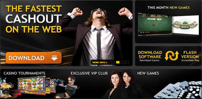 Go Wild Casino Review Live Casino Games